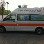 Volkswagen T5 VaredoSoccorso