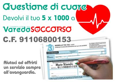 Cartolina 5x1000