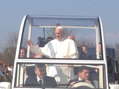 Papa Francesco a Monza